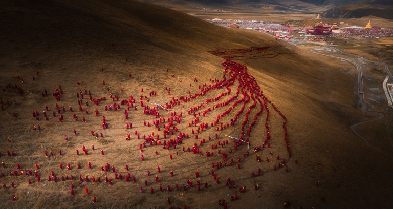 'A Red River of Faith'