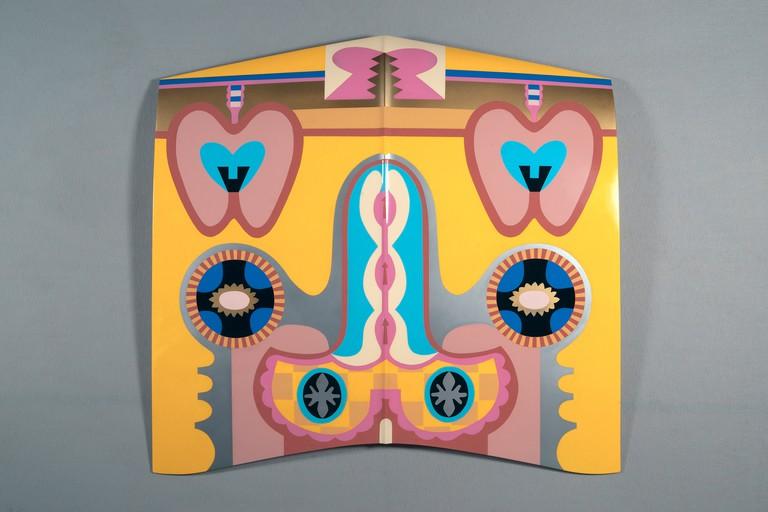 Judy Chicago, Bigamy Hood, 1965/2011