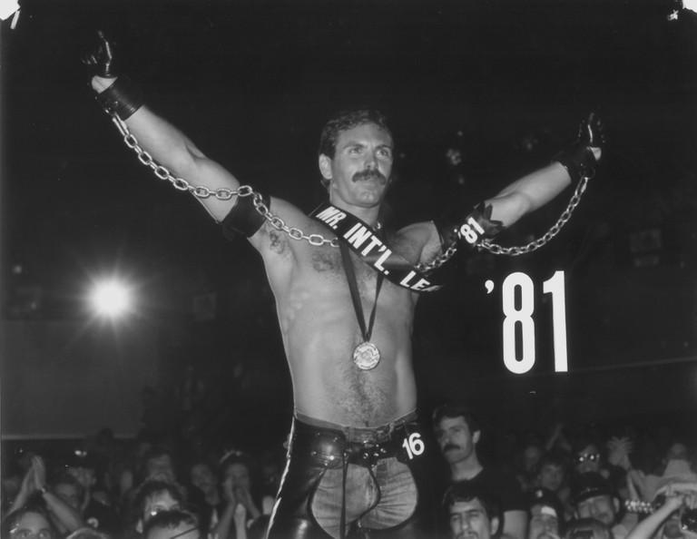 Mr. Leather 1981.