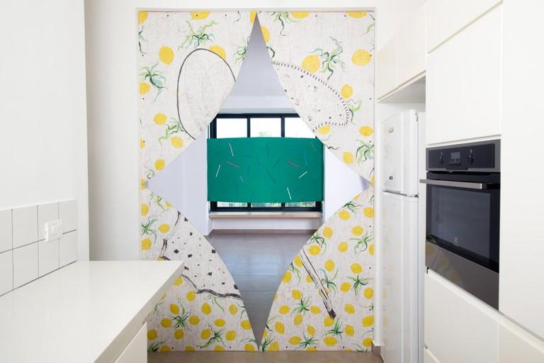 Daniel Oksenberg's Studio