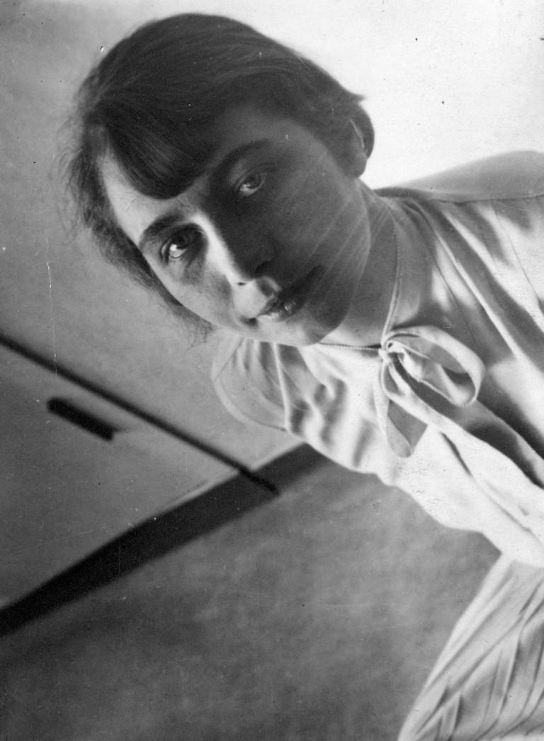 Gunta Stolzl, Bauhaus, Dessau, 1927-8