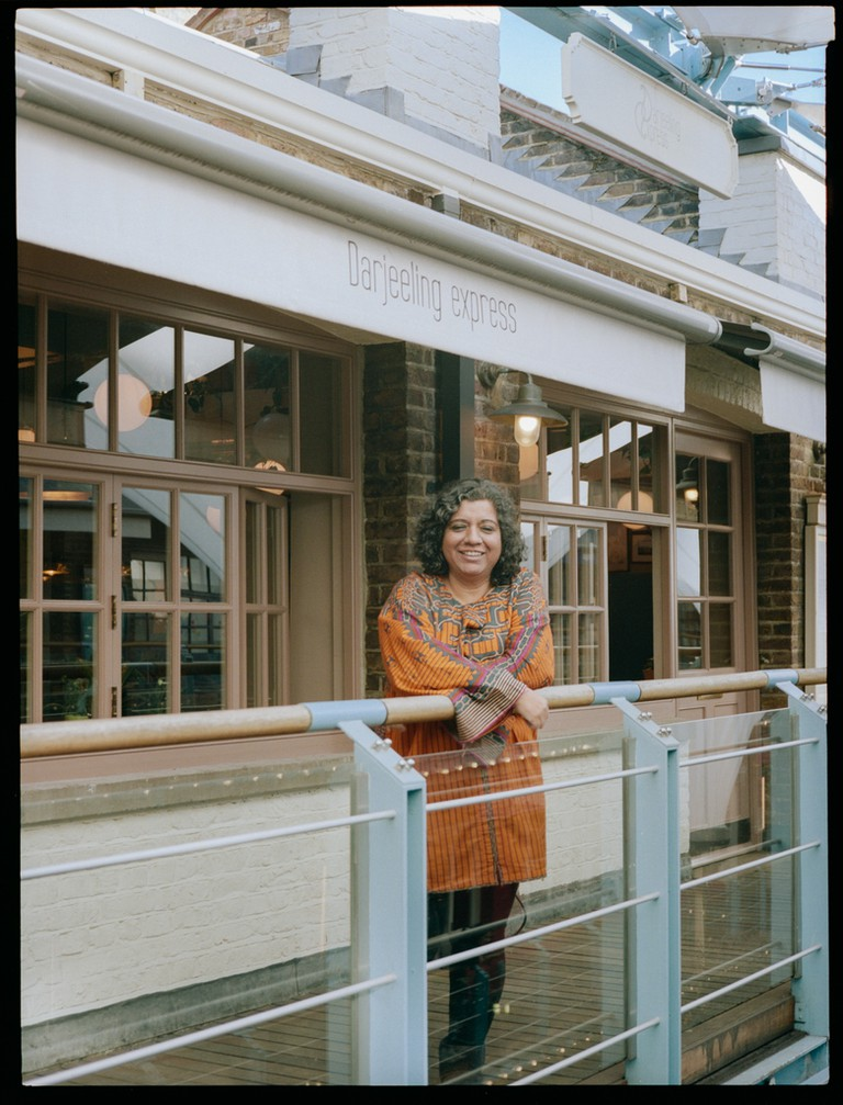 Asma Khan opened Darjeeling Express in 2017