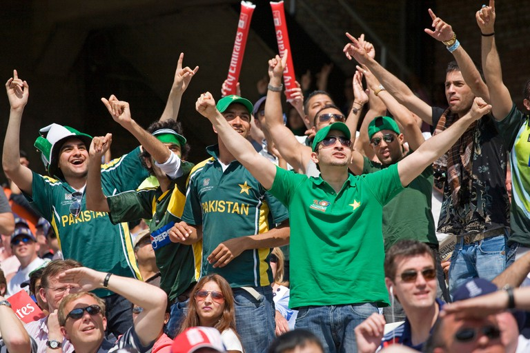 Pakistan cricket fans