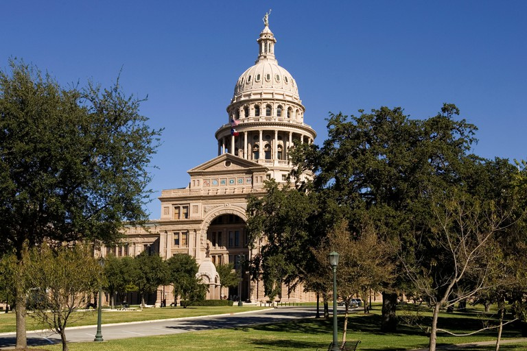 Texas state Capitol, Austin.