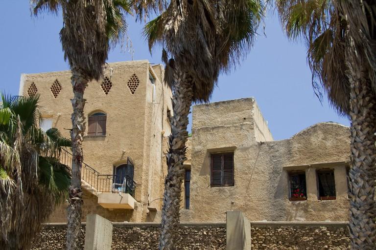 Ilana Goor museum in Jaffa, Tel Aviv, Israel.