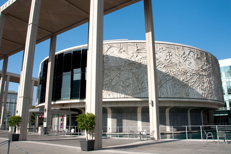 Mark Taper Forum Music Center Los Angeles Downtown United States