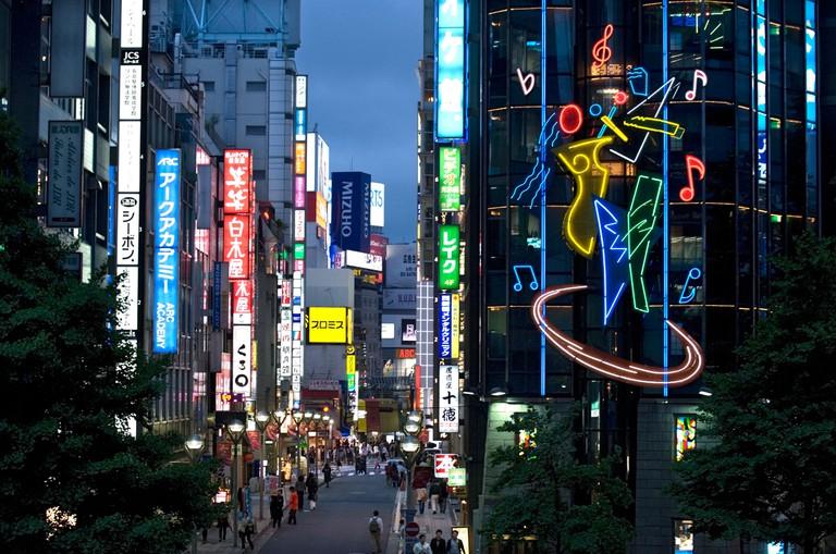 Kabukicho, Tokyo.