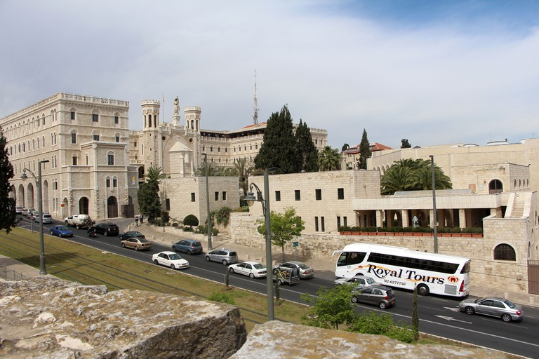 Notre Dame Hotel in Jerusalem