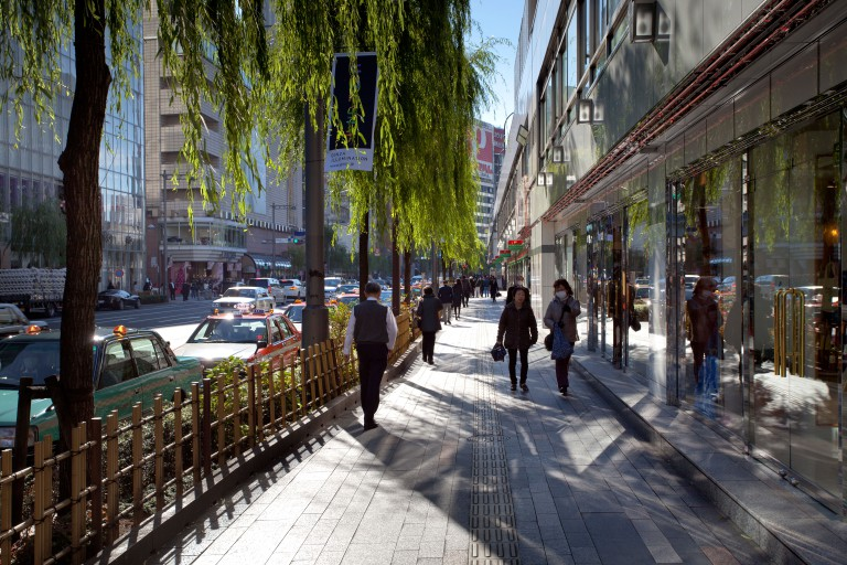 Chuo Dori, Ginza, Tokyo