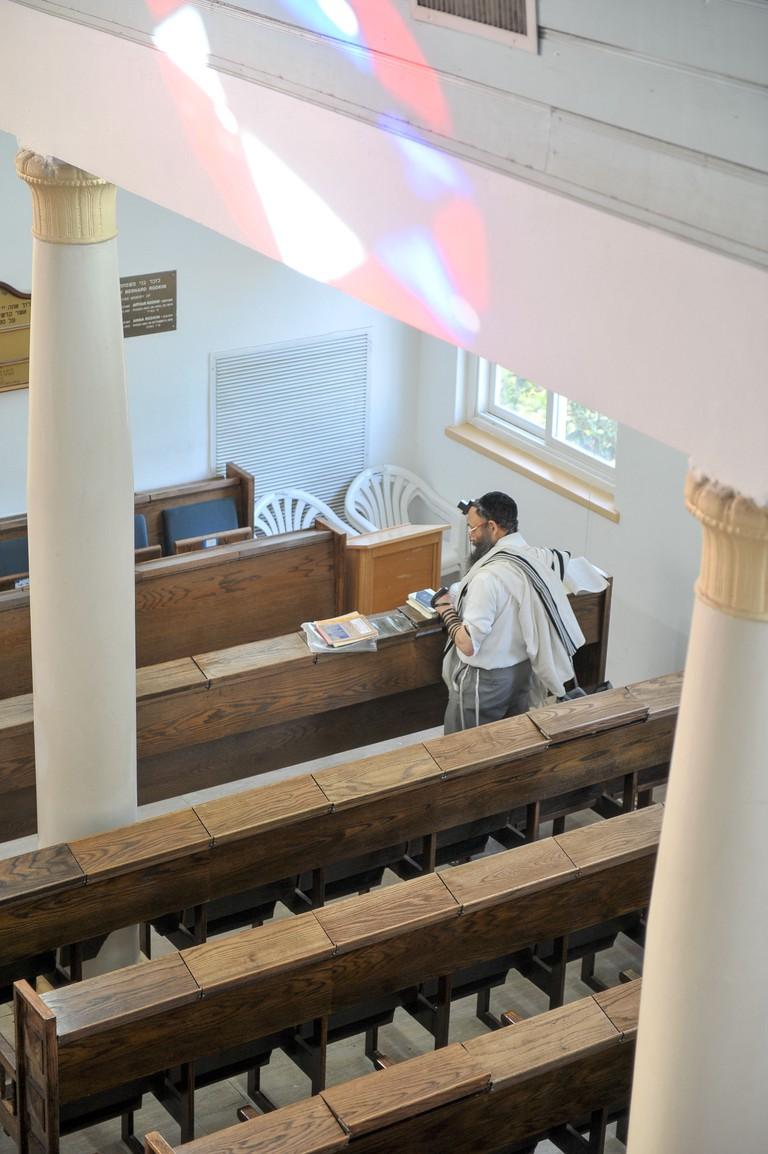 The Great Synagogue, Mazkeret Batya, Israel