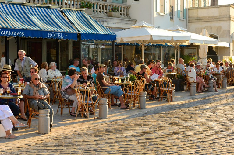 Cafes in Saint Martin