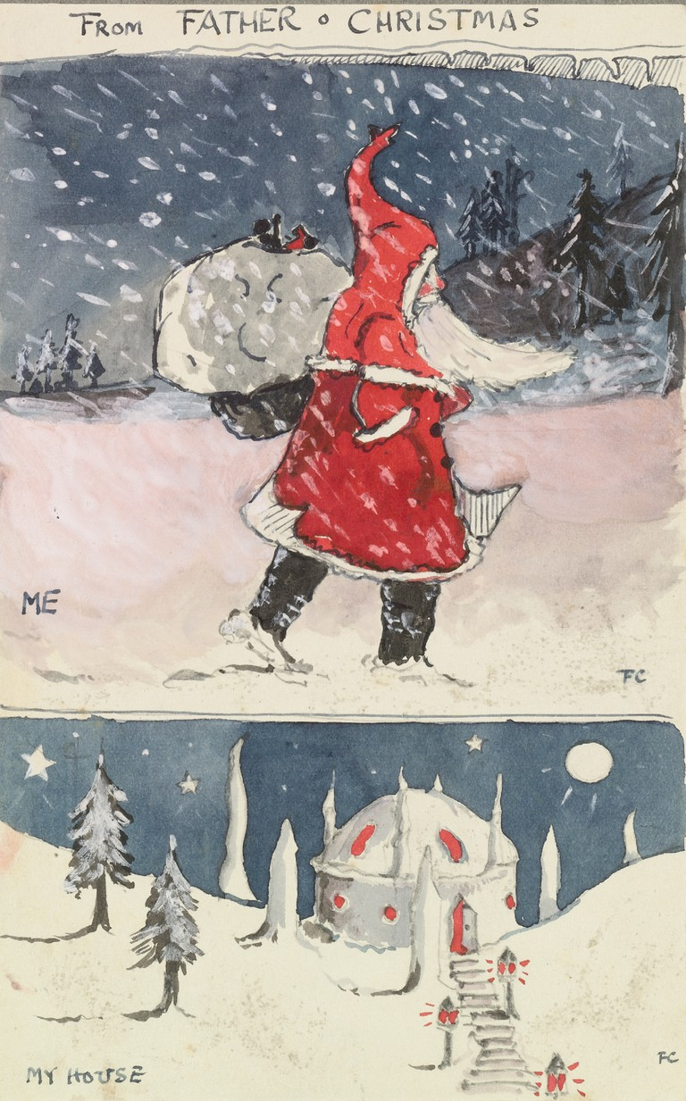 Father Christmas by John Ronald Reuel Tolkien.