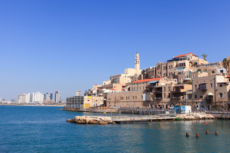 Take some time out in Jaffa