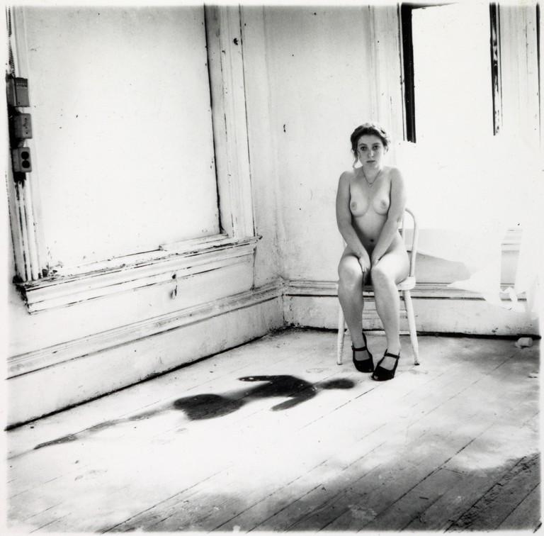 Francesca Woodman, Providence, Rhode Island, 1976