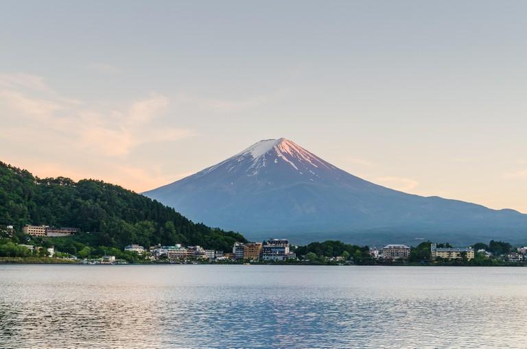 Mount fuji, Tokyo, Japan