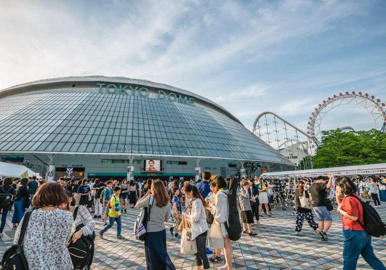 Tokyo Dome Arena, Japan