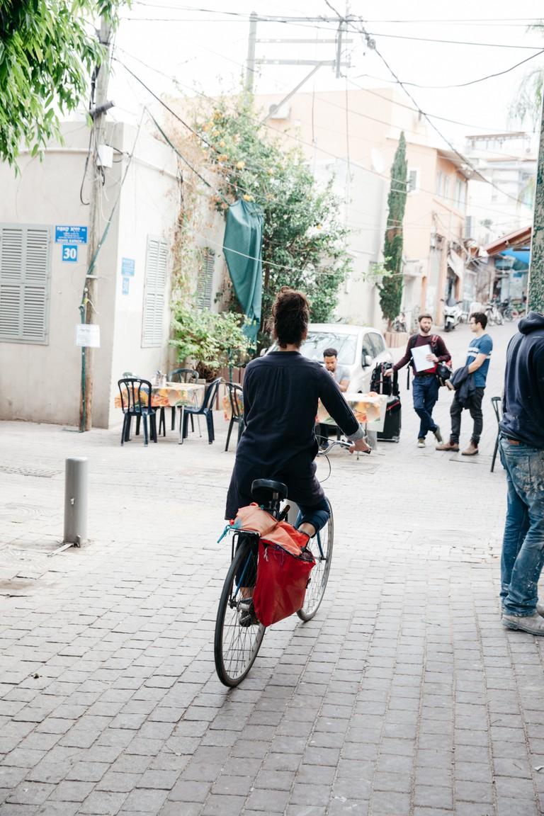 Yemenite Quarter, Tel Aviv, Israel