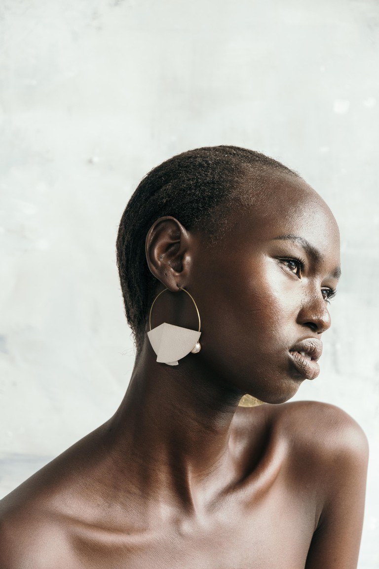 A picture from Kenyan jewellery designer Ami Doshi Shah's 2019 campaign
