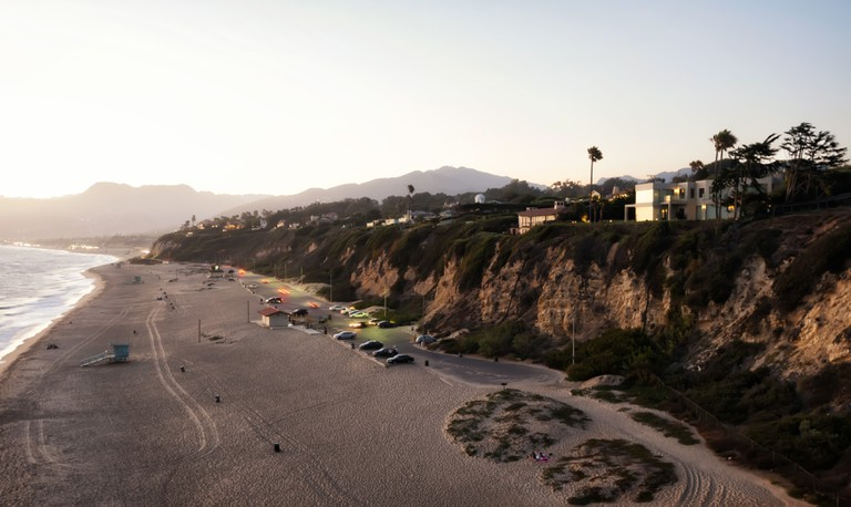 Malibu's Point Dume offers incredible views