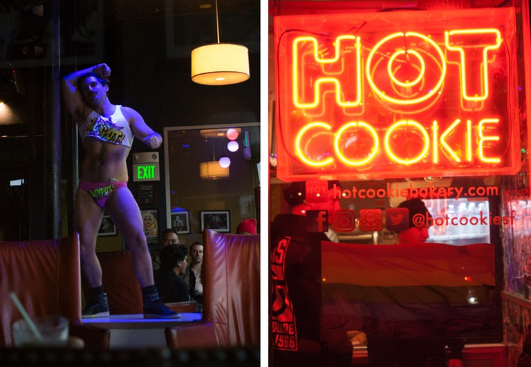 The Castro offers a safe haven for the LGBTQ community