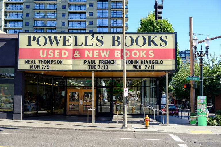 Dubbed Powell's City of Books, this Portland retailer claims to be the largest independent bookstore in the world