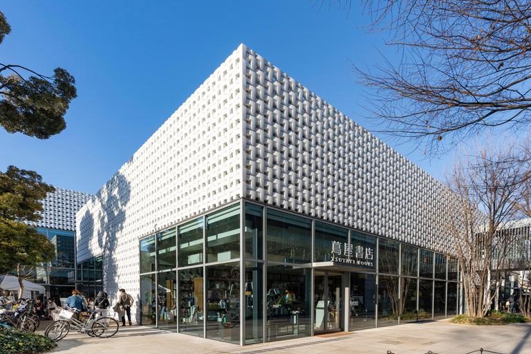 Daikanyama T-SITE, Shibuya-Ku, Tokyo, Japan. Designed by Klein Dytham architecture. Built in 2007.