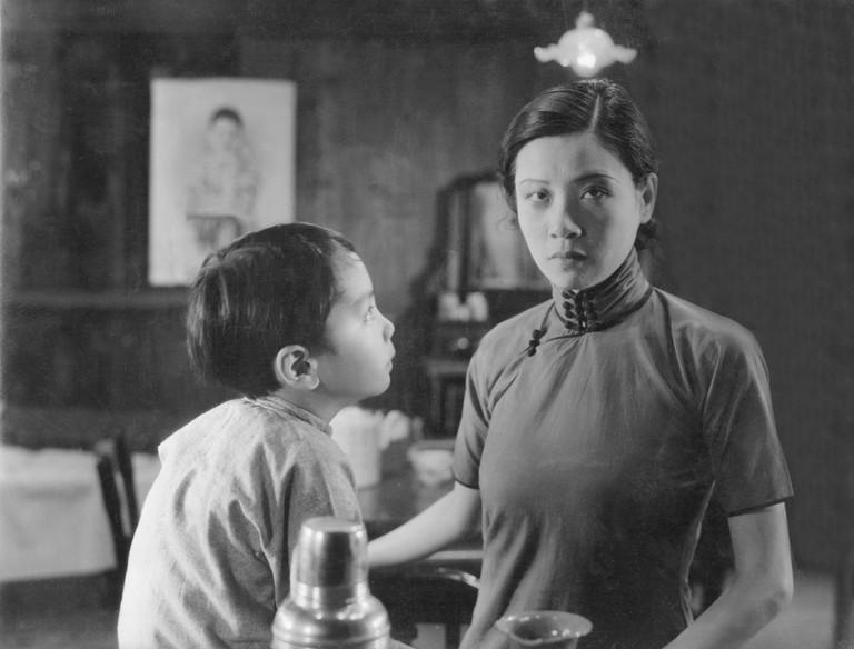 Shen Nu / The Goddess - 1934
