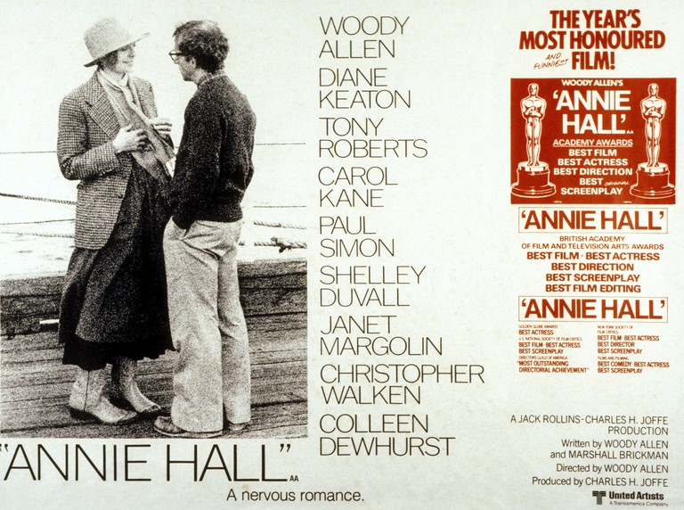 Lobby Card/Poster of Annie Hall - 1977.