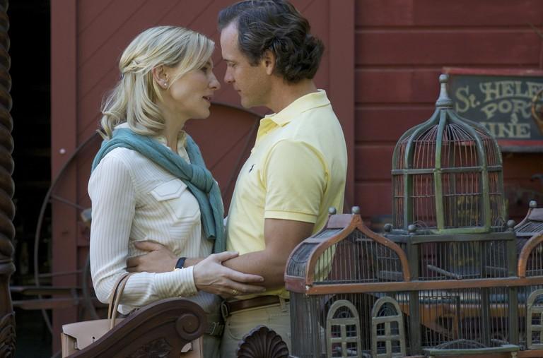 Cate Blanchett and Peter Sarsgaard in Blue Jasmine - 2013.