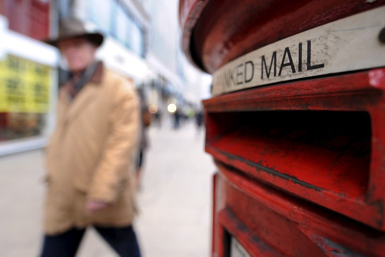 Britain Post Royal Mail Reforms - Dec 2008