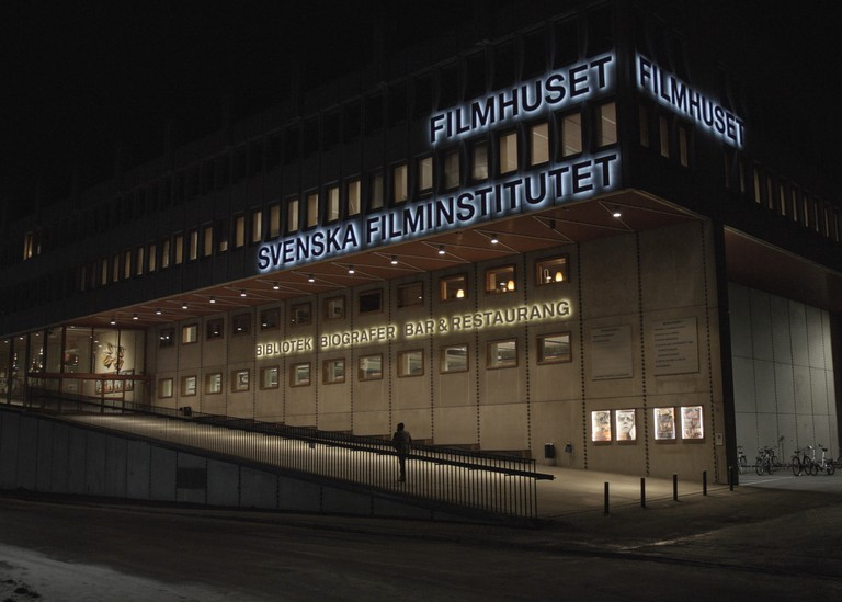 Swedish Film Institute, Stockholm, Sweden.
