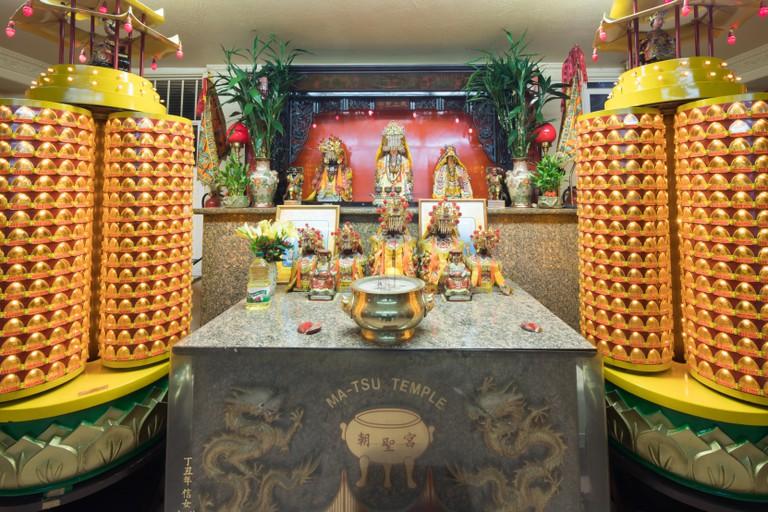 Ma Tsu Taoist temple, San Francisco
