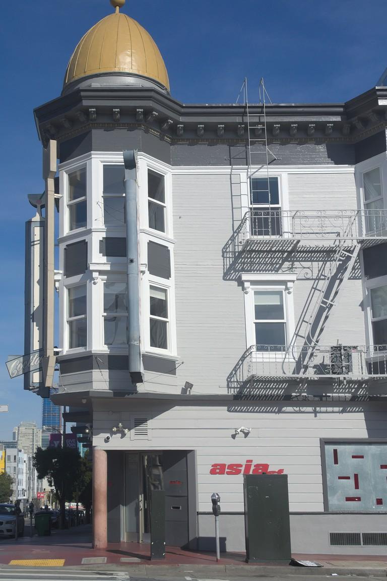 AsiaSF nightclub in San Francisco