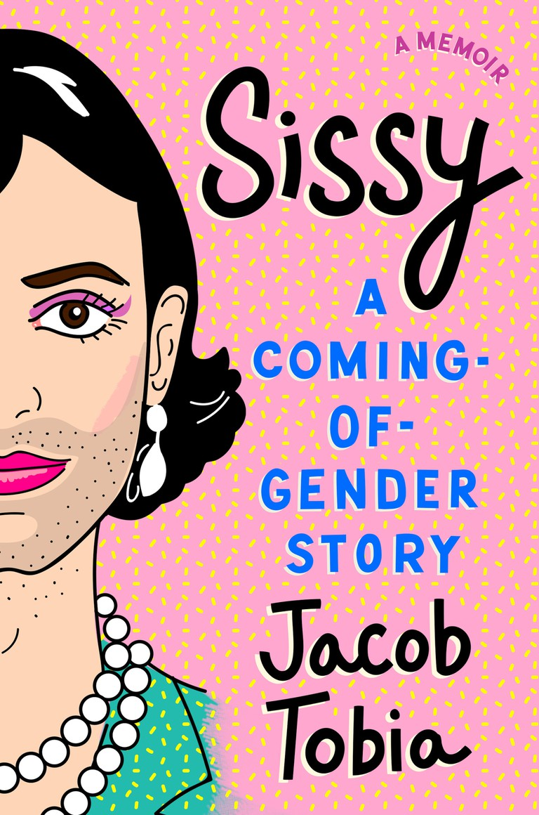 Cover of SISSY by Jacob Tobia.
