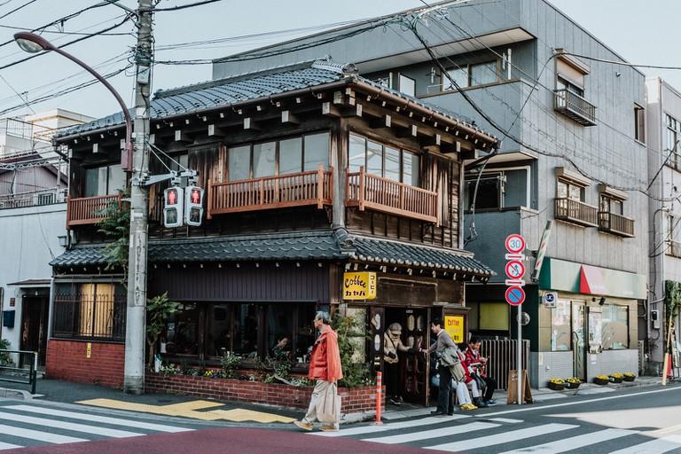 KISSATEN-TOKYO-JAPAN