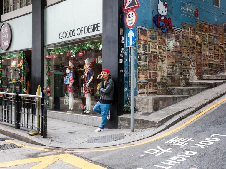 DOUGLAS-YOUNG-HONG KONG