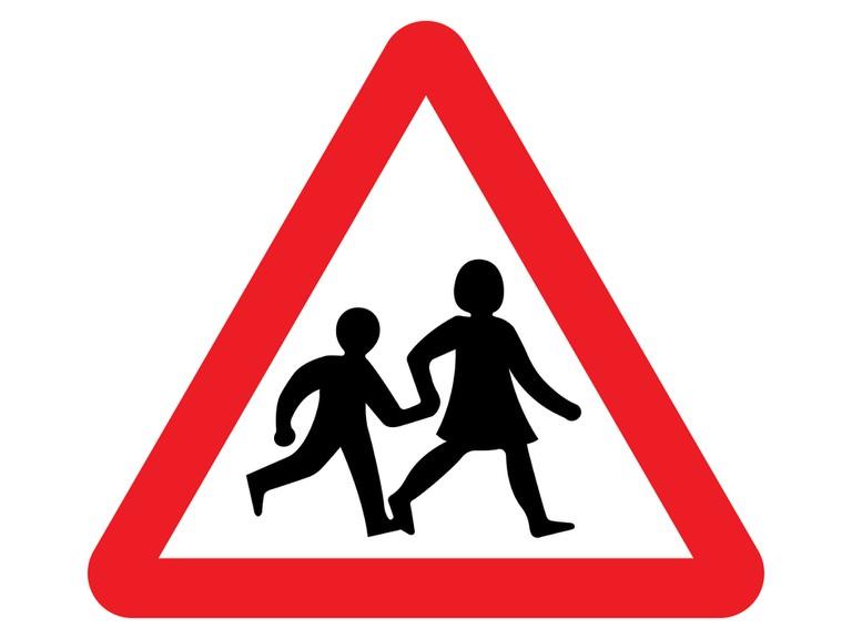 UK traffic sign