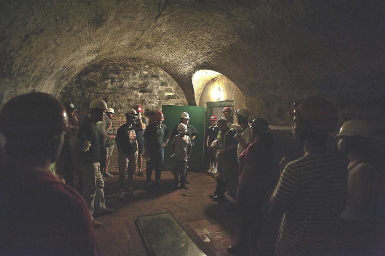 Cape Town's underground canals