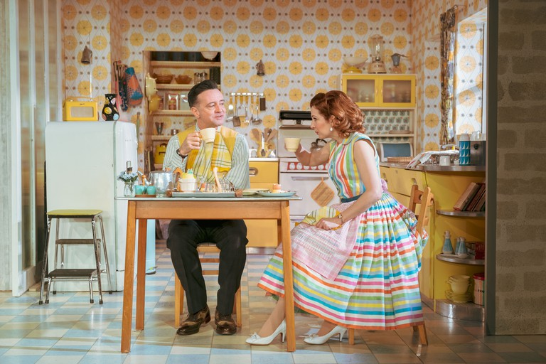 5. Richard Harrington (Johnny) and Katherine Parkinson (Judy)_HID_credit Manuel Harlan