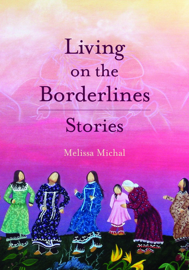 'Living on the Borderlines' is Michal's debut collection of short stories