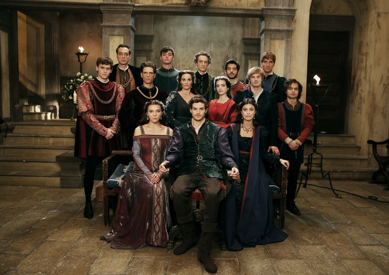 Medici: The Magnificent cast. The series is produced by European production company Lux Vide who, along with CEO Luca Bernabei, worked to make the Italian TV show reach an international audience.