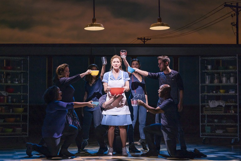 'Waitress' is based on the 2007 movie of the same name