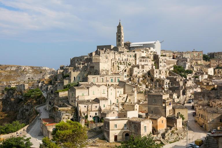 Matera Italy, Basilicata