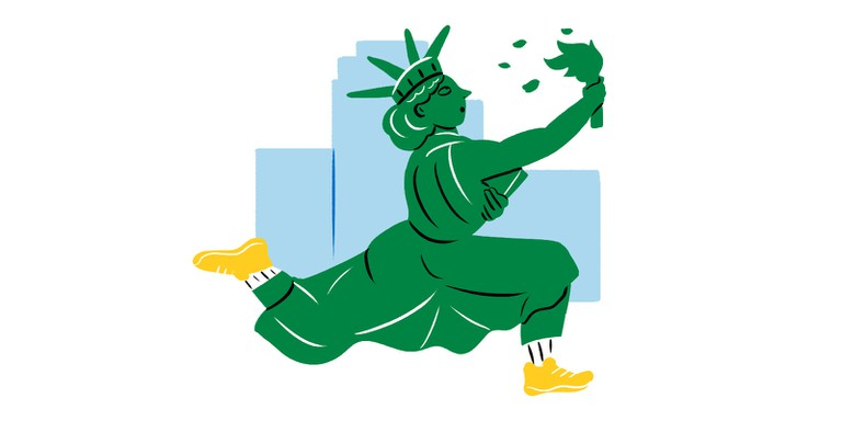 History of the New York City MarathonAuroreCarric_spot1