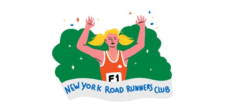 History of the New York City MarathonAuroreCarric_spot2