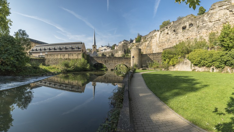 Luxembourg has provided an evocative backdrop to an array of movies