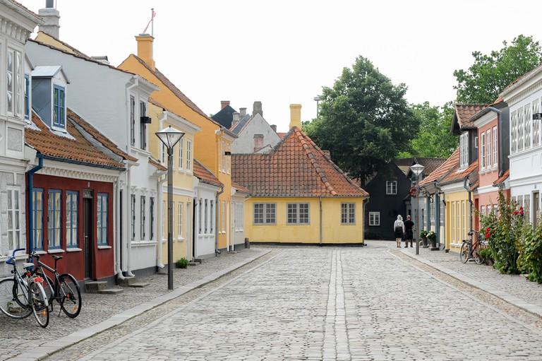 H. C. Andersens Hus, Odense, Denmark