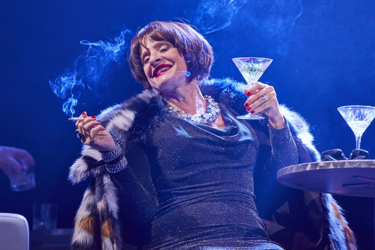 Patti LuPone as Joanne in Company
