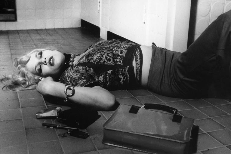 Monique van de Ven in 'The Sensualist' (1973)