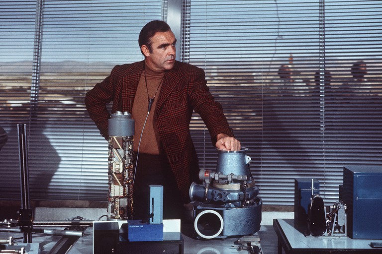 Sean Connery in 'Diamonds Are Forever' (1971)